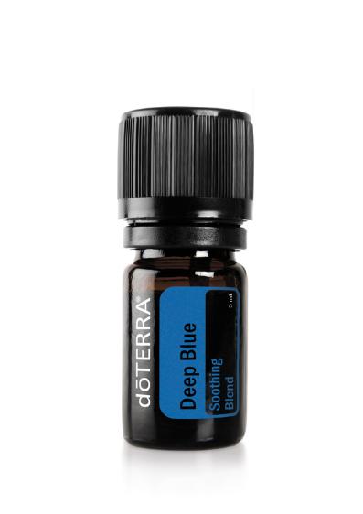 Deep Blue® nomierinošs maisījums muskuļiem un kauliem, 5ml