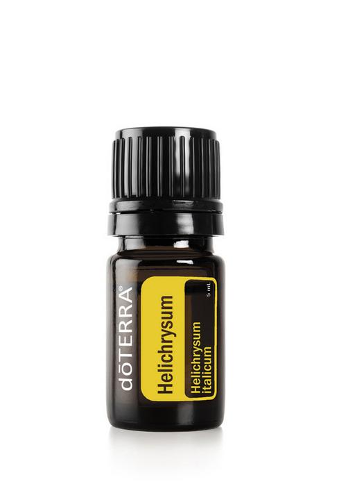 Kaķpēdiņas ēteriskā eļļa (Helichrysum italicum), 5ml
