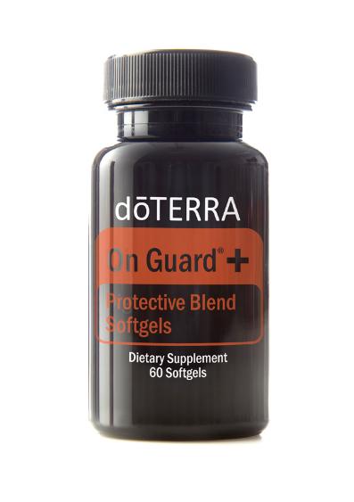 On Guard®+ Softgels aizsargājošais maisījums, 60 kapsulas