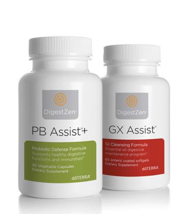 GX Assist® & PB Assist+®, Attīrīšanas un atjaunošanas kompekts