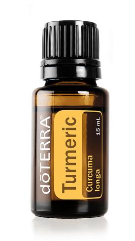 Turmeric jeb Kurkuma ēteriskā eļļa (Curcuma longa), 15ml